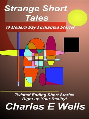 cover image of 13 Strange Short Tales